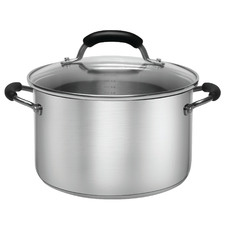 Stanley Rogers Pro-Form 24cm Stainless Steel Casserole