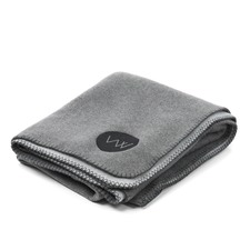 Grau Fleece Blanket