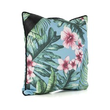 Belvedere Tropical Print Cushion