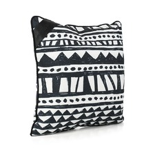 Bermuda Monochrome Cushion
