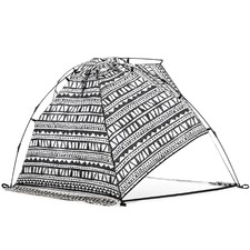 Bermuda Outdoor Adventure Shelter