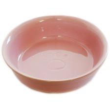Ceramic Paw Baby Pink Bowl