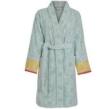 Blue Pip Studio Jacquard Bath Robe