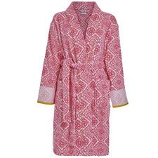 Pink Pip Studio Jacquard Bath Robe