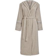 Khaki Pip Studio Soft Zellige Bath Robe