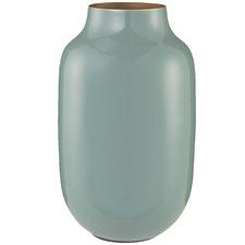 Tall Ishvi Metal Vase