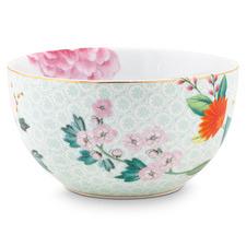 White Blushing Birds 12cm Porcelain Bowl