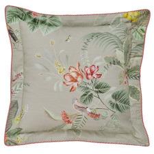 Floris Square Cotton Cushion