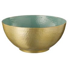 Green Seraiah 27cm Enamelled Aluminium Bowl