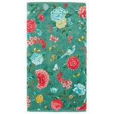 Green Pip Studio Good Evening Cotton Bathroom Towel