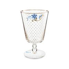 360ml Royal Golden Dots Water Glass