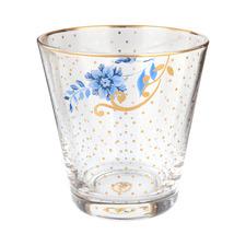 270ml Royal Golden Dots Water Glass