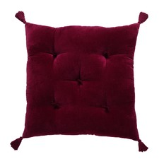 Velvet Floor Cushion