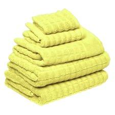 Conran Soho Lemon Zest 5 Piece Towel Pack