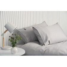 Dove Grey Sazian 1000 TC Sheet Set
