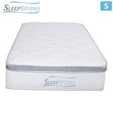 Sleep Studio Memory Foam Euro Top Spring Mattress