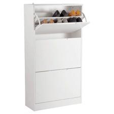 Aria Shoe Cabinet 3 Drawer
