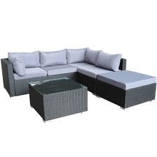 5 Seater Levanzo Outdoor Modular Sofa Set