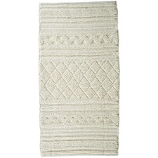 Allegra Textured Hand Loomed Rug