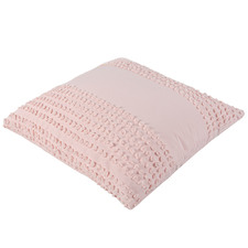 Blush Betty Cotton European Pillowcase