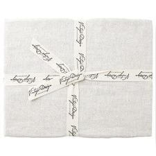 Natural Sentosa Linen Tablecloth