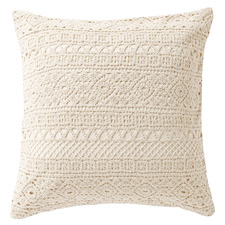Tenille Crochet Lace European Cushion Cover