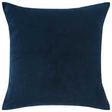 Blue Riverland Cotton European Pillowcase