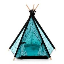 Mint Pet Teepee Tent