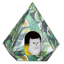 Leaf Cat Diamond Capsule