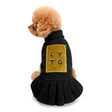 LVTG Gold Dress
