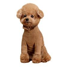 Collared Knit Dog Dress