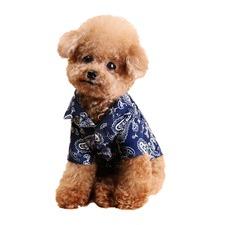 Paisley Dog Shirt
