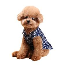 Paisley Dog Dress