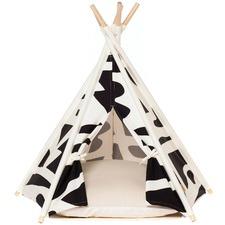 Black Art Teepee Tent