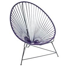 Purple Authentic Acapulco Chair