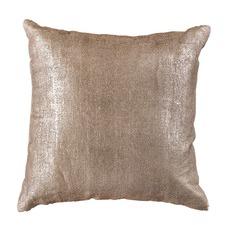 Mesh Rose Gold Cushion