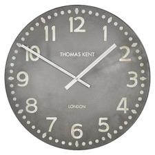 Lead Wharf Wall Clock