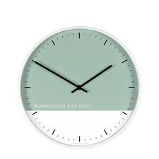 Eden Runner Duck Blue Clock