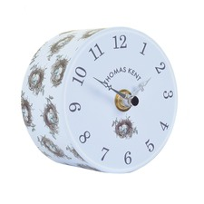 Portobello Birds Nest Round Clock