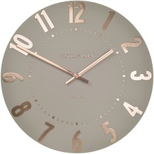 Large Mulberry Wall Clock