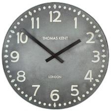 Wharf Lead Wall Clock 38 cm