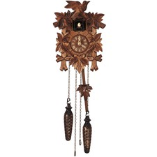 German Quartz Cuckoo Clock