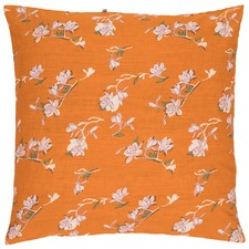 Magnolia Clique Cotton Throw & Cushion Cover Set