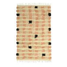 Black Spot Echoes Rug