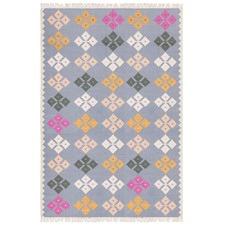Lilac Petal Rug