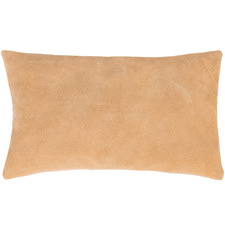 Anders Rectangular Cotton Suede Cushion