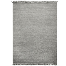 Grey Karma Weave Wool-Blend Rug