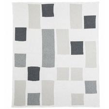 Ella Grey Baby Blanket