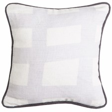 Sea Tangle Small Cloud Square Linen Cushion