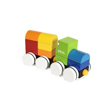 Magnetic Rainbow Train